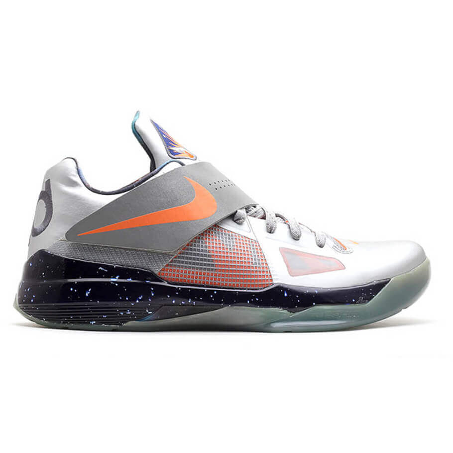 timeless design 557ad 4a7c1 Kevin Durant s Nike KD 4 Shoes