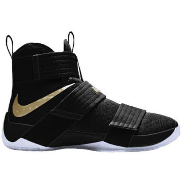 1f5438573872 What Pros Wear  Lebron James  Nike Zoom Soldier 10 Shoes - What Pros ...