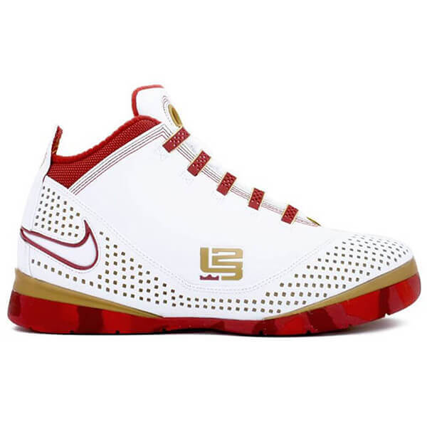 2402a17082bb What Pros Wear  Lebron James  Nike Zoom Soldier 2 Shoes - What Pros Wear
