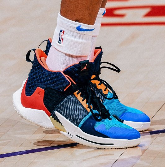 00d37078dab Russell Westbrook s Air Jordan Why Not Zer0.2 Shoes