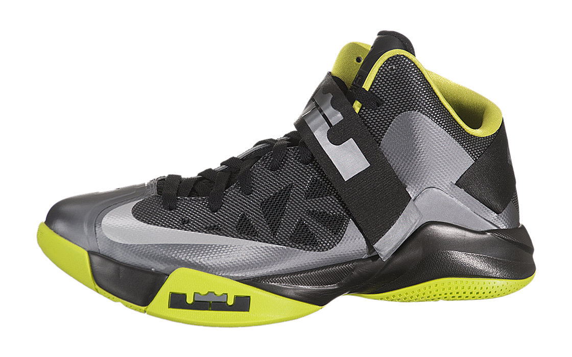 5750603e7ae13 What Pros Wear  Paul George s Nike LeBron Soldier 6 Shoes - What Pros Wear