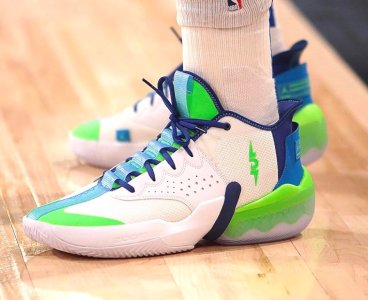 what pros wear luka doncic s jordan react elevation shoes what pros wear