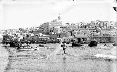 Jaffa beach front_pre1914