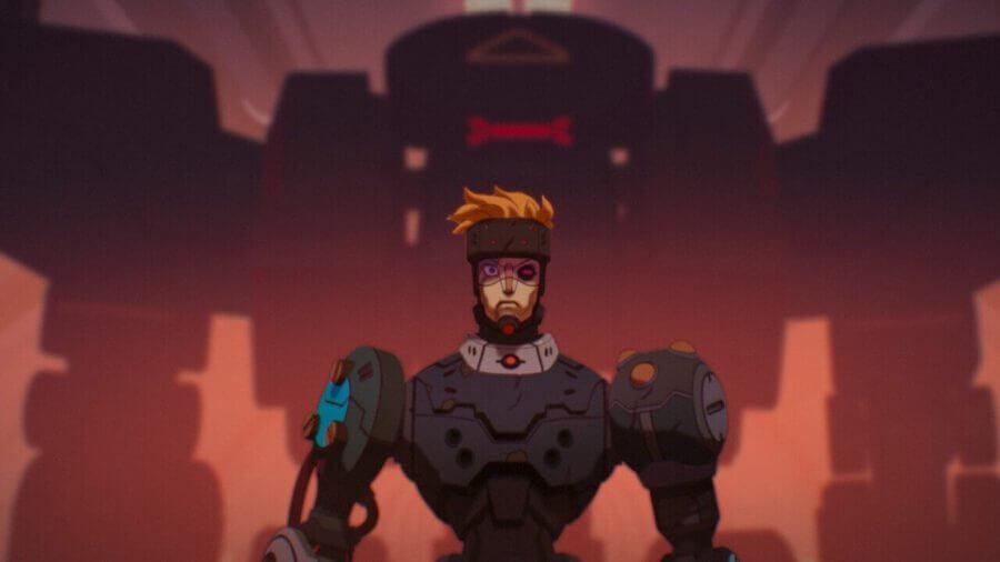 Αποτέλεσμα εικόνας για blindspot netflix love, death and robots