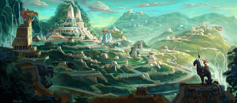 maya and the three netflix