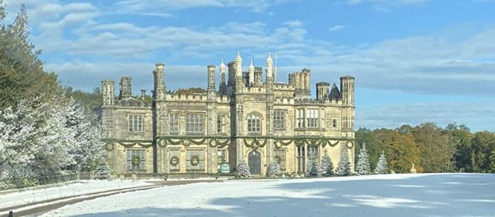 a castle for christmas netflix
