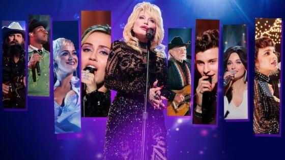 Dolly Parton a musicares tribute netflix April 7, 2021