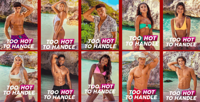 Too Hot to Handle' Season 2 June Release Date Announced & Cast Reveal -  What's on Netflix