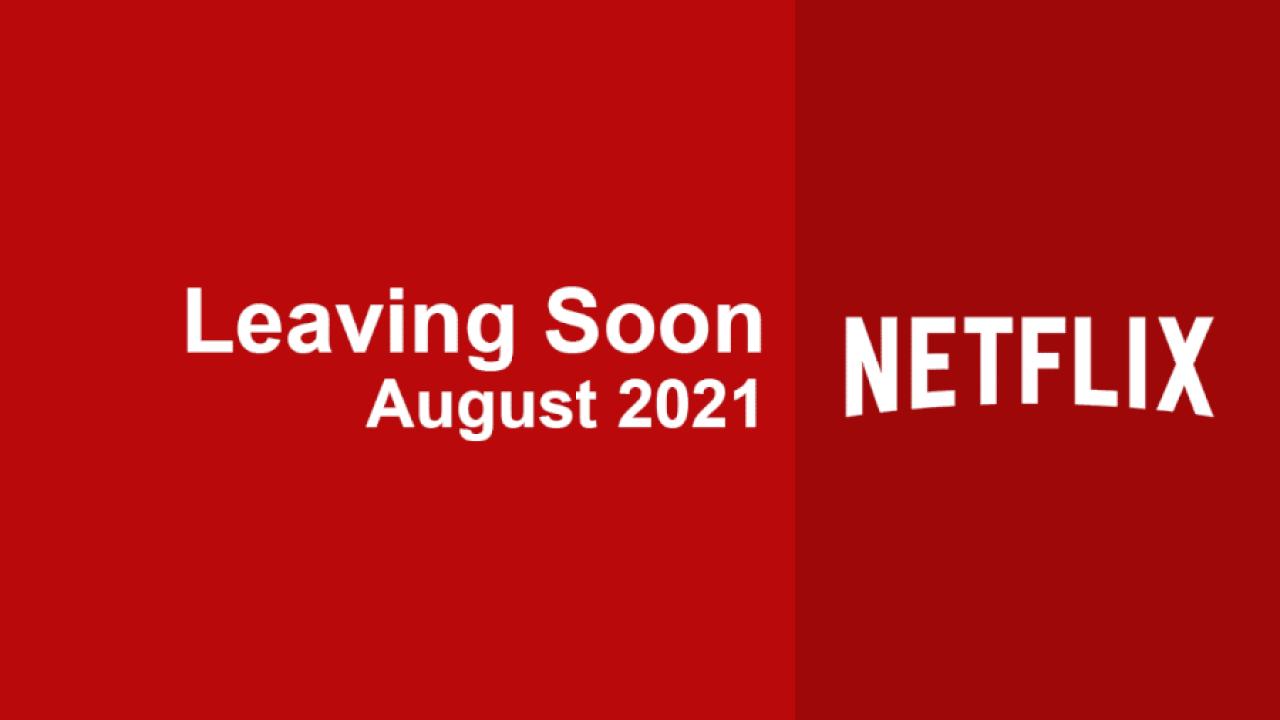 saliendo pronto netflix agosto 2021