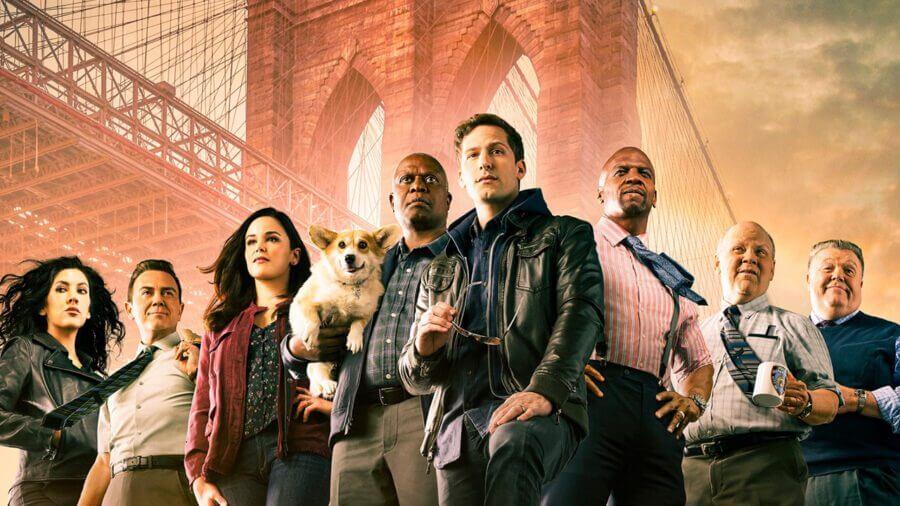 ¿Cuándo estará brooklyn nine nine temporada 8 en netflix?