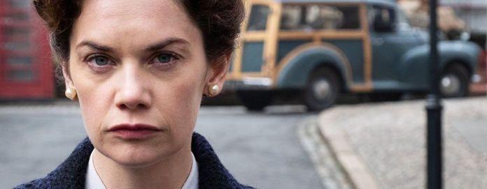 mrs wilson bbc miniseries