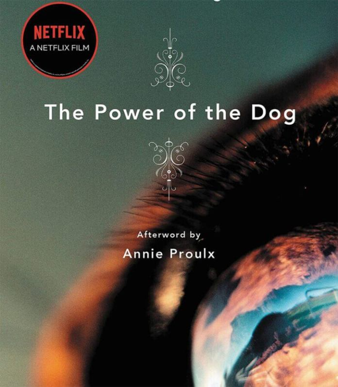 power of the dog book cover netflix