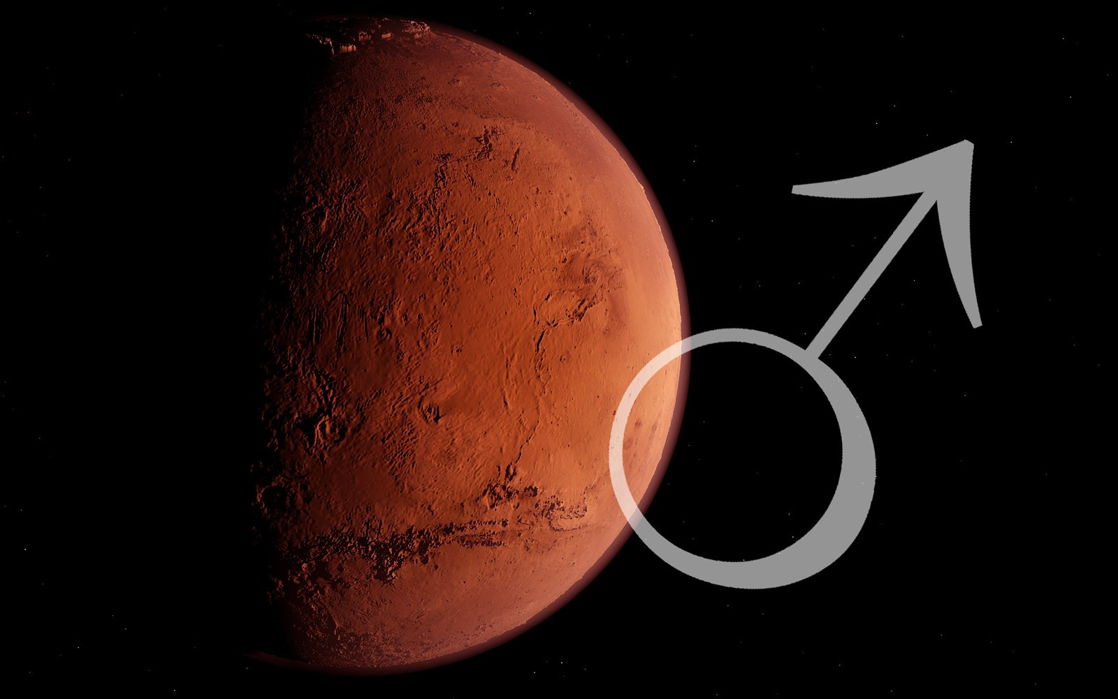Mars Symbol And Symbolism Of Mars On Whats Your Sign
