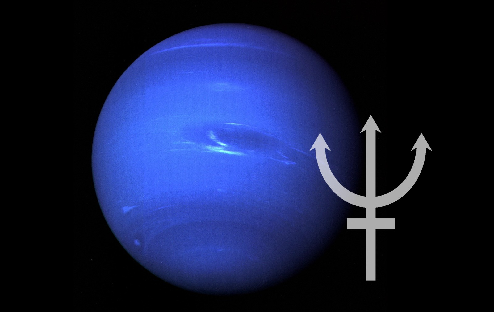 Neptune Symbol And Neptune Meanings On Whats Your Sign