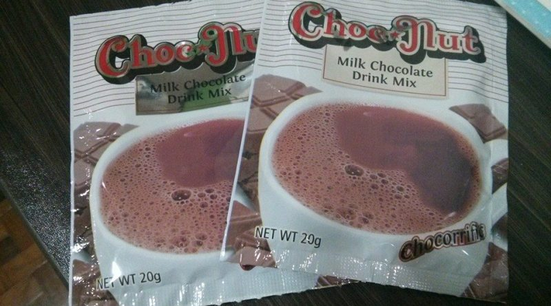 Chocnut Milk Chocolate Drink
