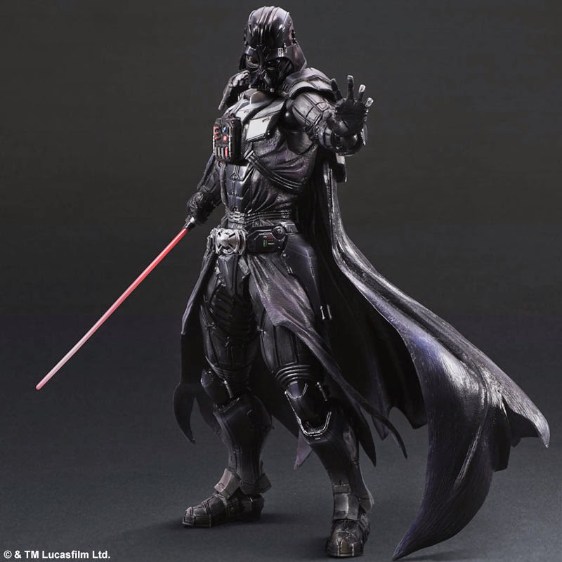 Play Arts Kai Darth Vader Preview (4)