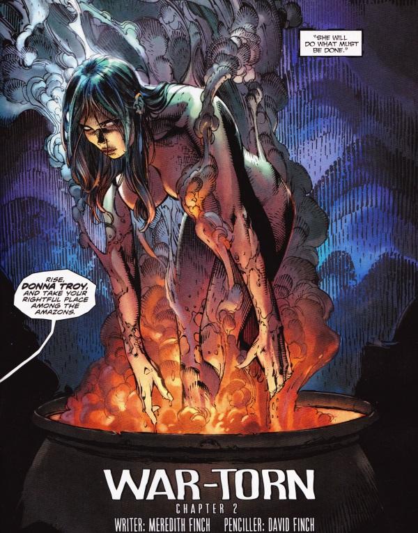 donna troy wonder woman dc comics new 52