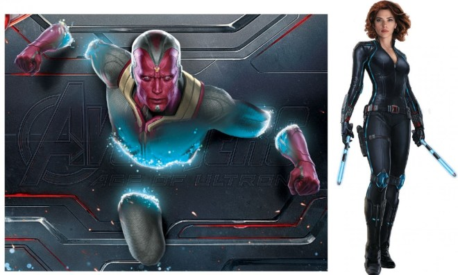 Avengers Age of Ultron promotional materials (2)