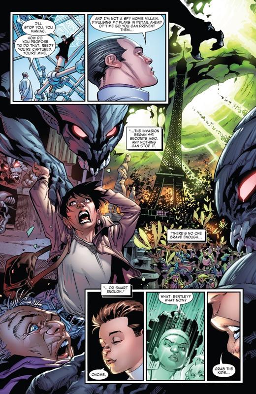 Meta Madness Fantastic Four Villain Swiping Watchmen S