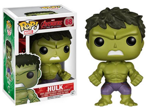 Avengers: Age of Ultron Pop Vinyl Hulk