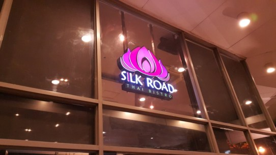 Silk Road facade