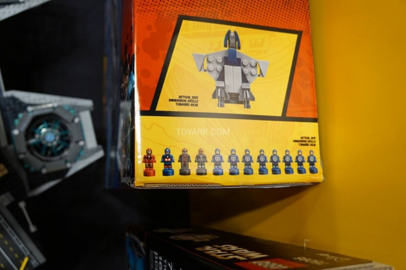 LEGO Hellicarrier toyfair 2014 (5)