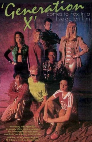The Live-Action TV Movie Generation X back in the mid-90's.