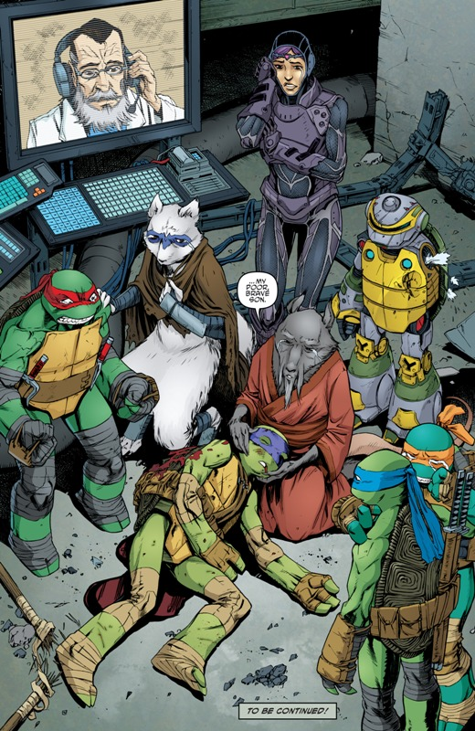 Teenage Mutant Ninja Turtles 044-023