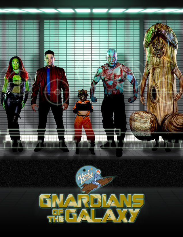Guardians of the Galaxy Porn Parody