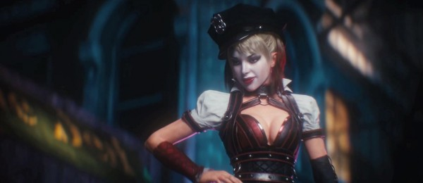 Harley Quinn DLC Coming with Batman: Arkham Knight - What's A Geek