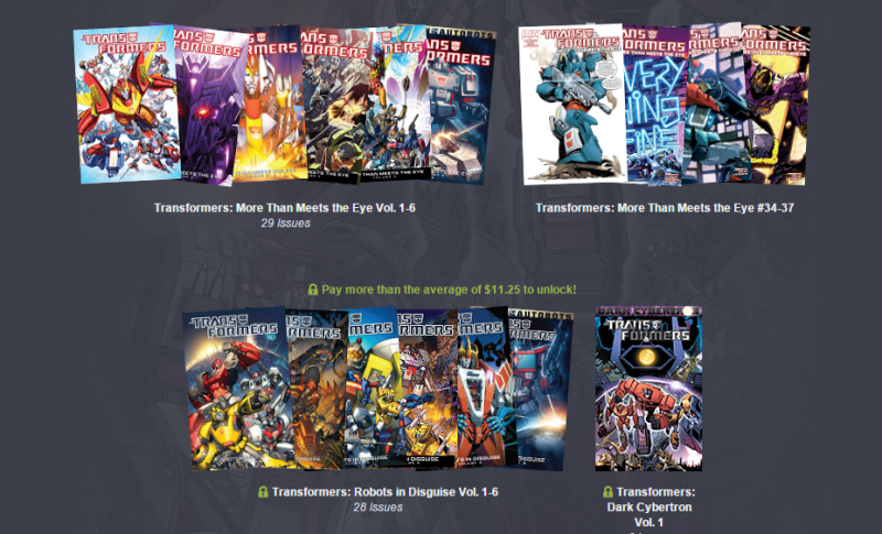 transformers-idw-humble-bundle