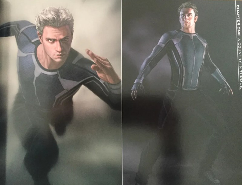 Quicksilver concept art avengers age of ultron (2)