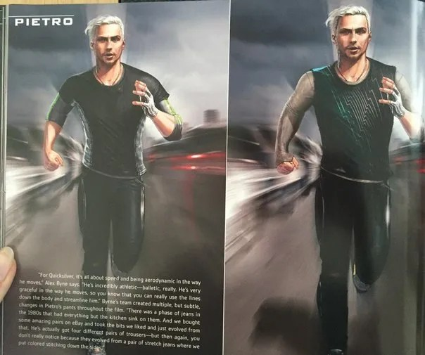 Quicksilver concept art avengers age of ultron (3)