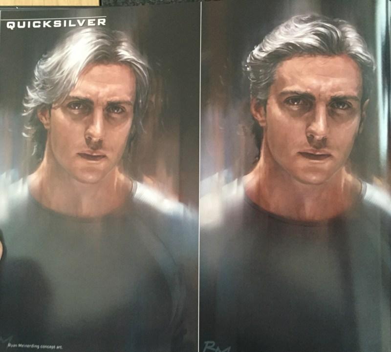 Quicksilver concept art avengers age of ultron (4)