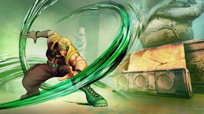 Street Fighter V - Battle System Trailer charlie nash