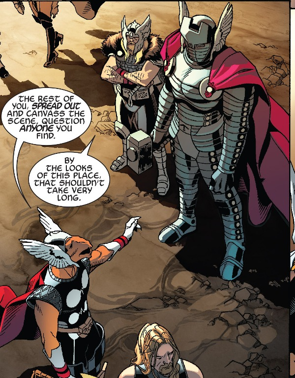 Thors 001-005