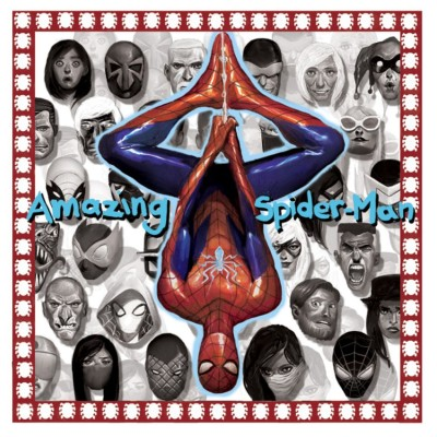 The Amazing Spider-Man #1 X A Tribe Called Quest's Midnight Marauders