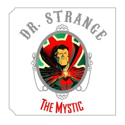 Dr. Strange X Dr. Dre'sThe Chronic