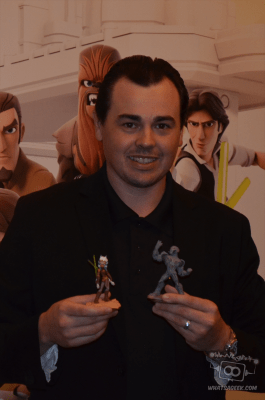 Jason Moffitt, Producer of Disney Infinity
