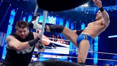 Smackdown Cesaro-Owens