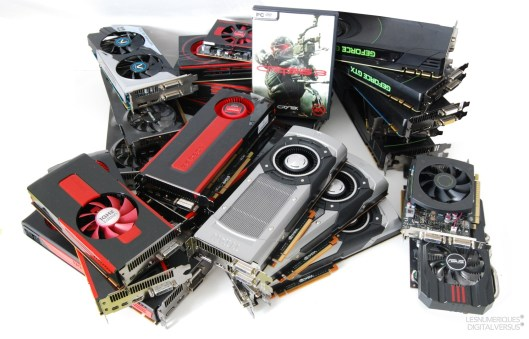 many GPUs