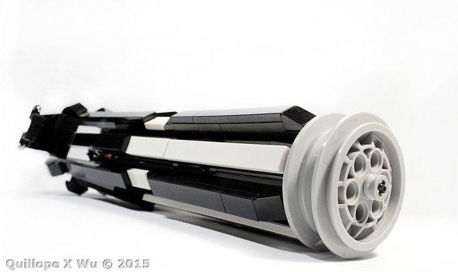 star wars LEGO custom darth vader light saber (6)