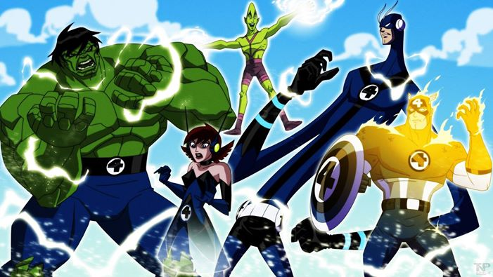 Avengers: Earth's Mightiest Heroes Artwork Shows a Deeper Dive into the Marvel Universe