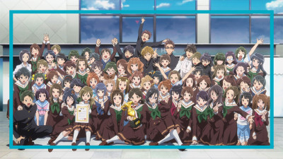 The Entire Kitauji High School Concert Band