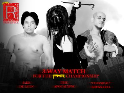 PWR Championship 3-Way