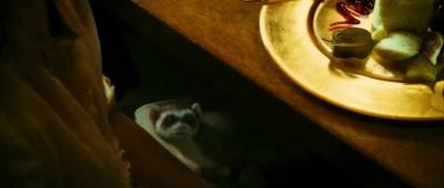 Pantalaimon is Lyra Belaqua's daemon