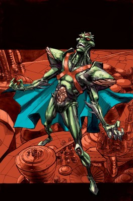 Martian Manhunter 07.