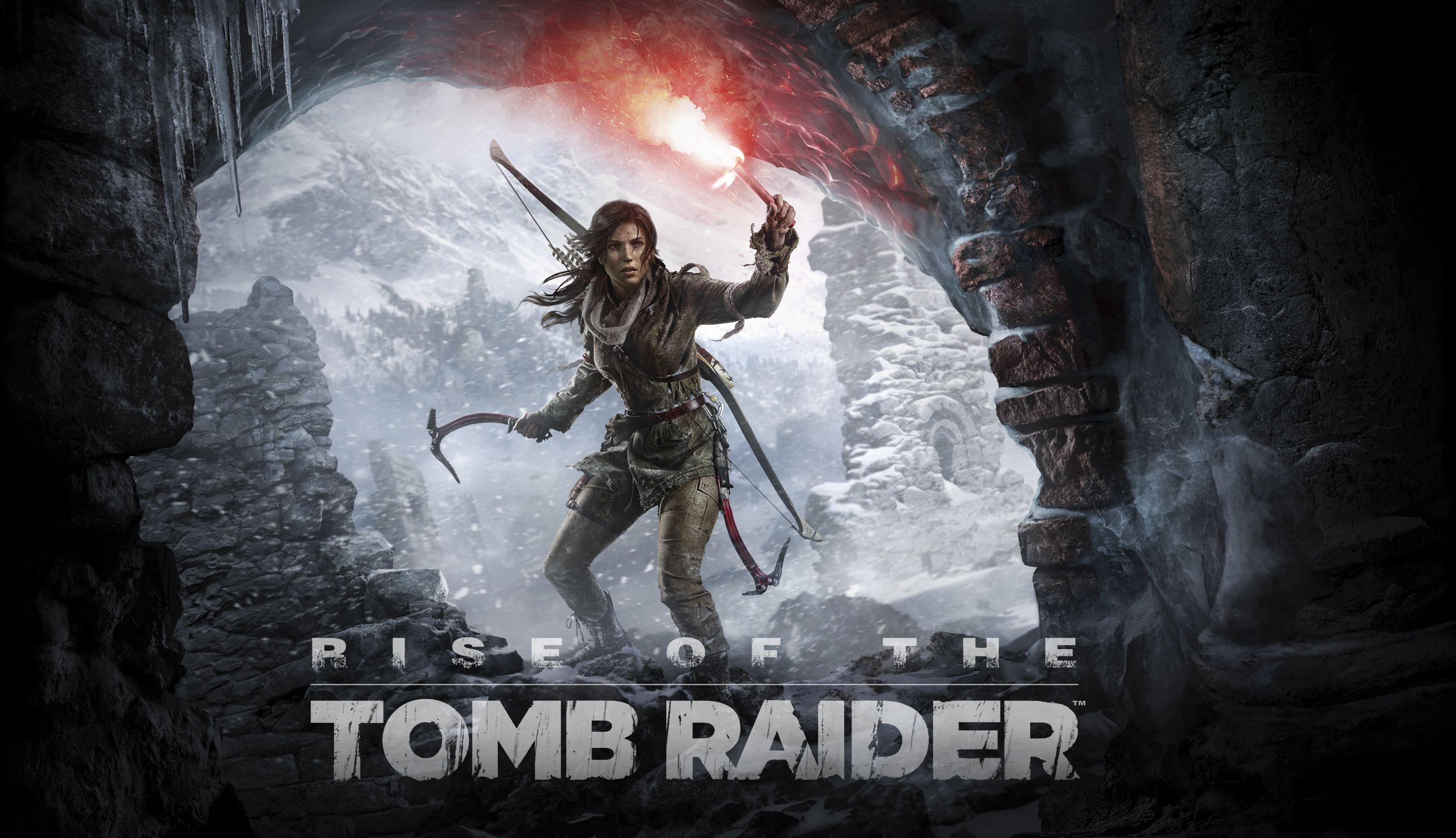 Rise Of The Tomb Raider Cover Art What S A Geek