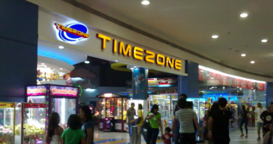 Arcade Culture in the Philippines - Timezone