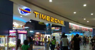Arcade Culture in the Philippines - Timezone